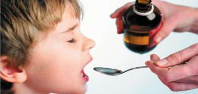 علاج السعال عند الأطفال أثناء النوم