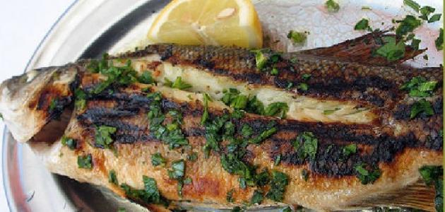 أفضل سمك للشوي