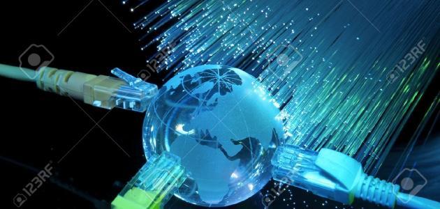 أنواع شبكات الإنترنت