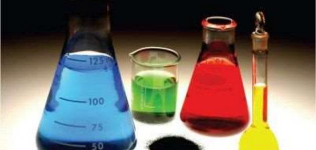بحث عن علم الكيمياء
