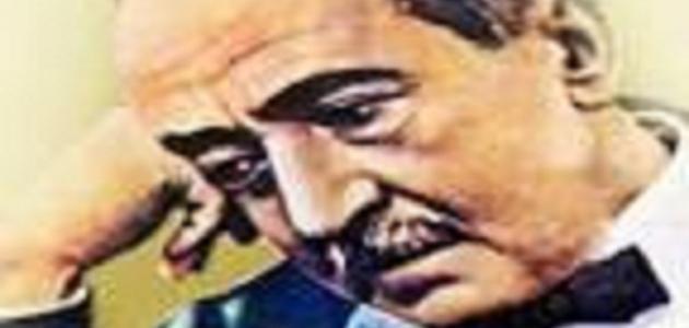 التعريف بالشاعر أحمد شوقي