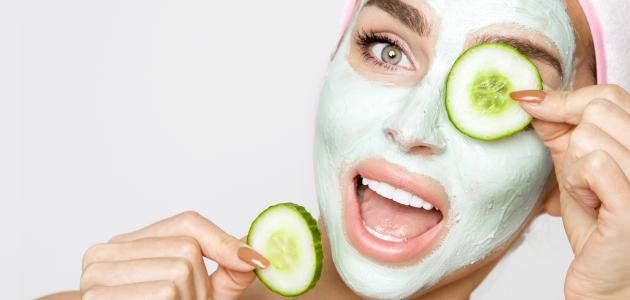 وصفات لتبييض الوجه طبيعياً