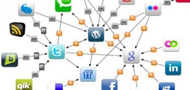 تعريف شبكات التواصل الاجتماعي