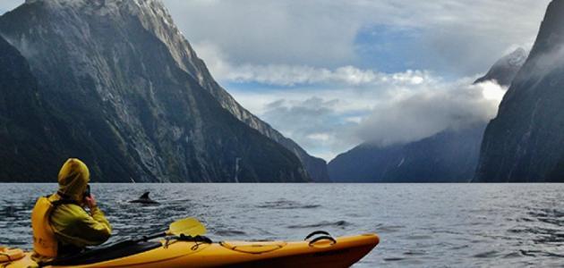 السفر إلى نيوزيلندا