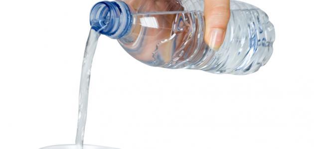 احتباس الماء في الجسم