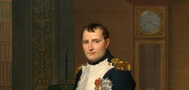 من هو نابليون بونابرت