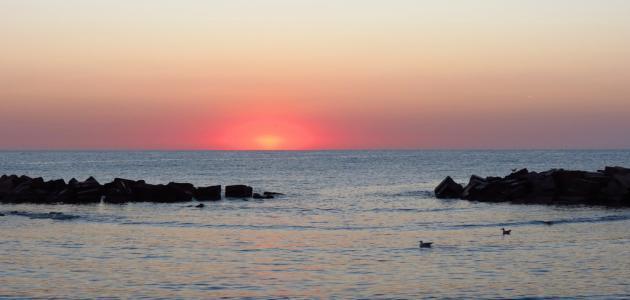 سبب تسمية البحر الأسود