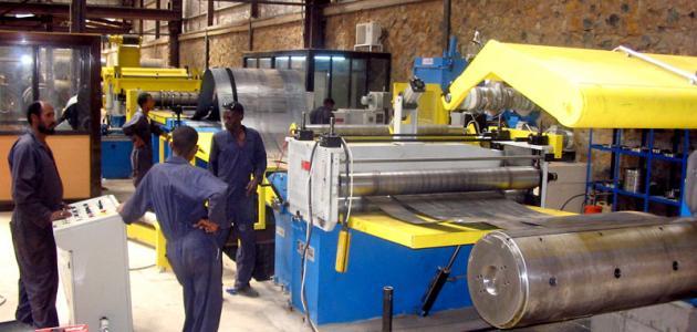الصناعة في السودان