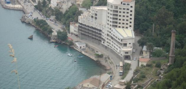 تصویری از ساحل وهران