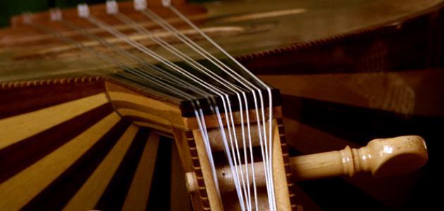 آلات موسيقية وترية