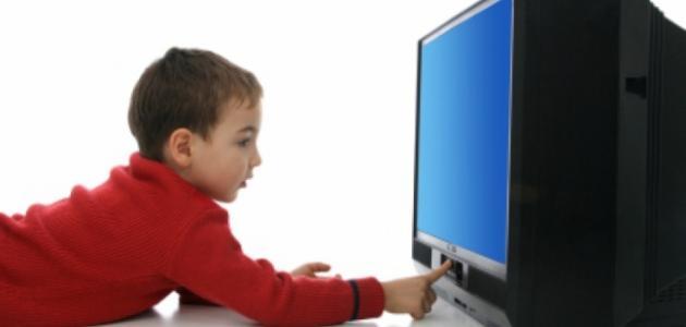تأثير التلفاز على الأطفال