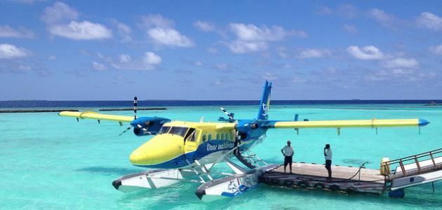 السفر إلى جزر المالديف