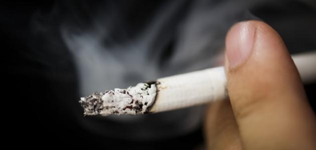 تأثير التدخين على الجهاز العصبي