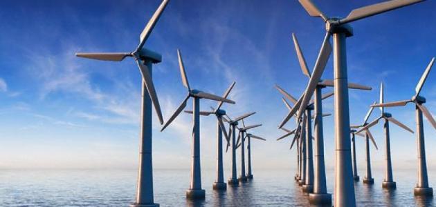 بحث حول الطاقة المتجددة
