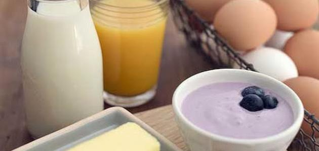 أطعمة تزيد الحليب للمرضع