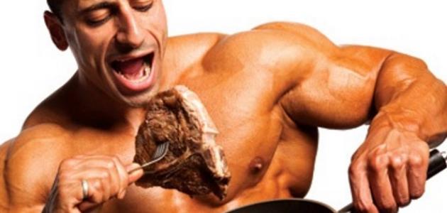 أطعمة تحتوي على البروتين