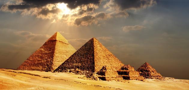 ترتيب محافظات مصر من حيث المساحة
