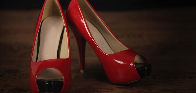 احذية الكعب العالي