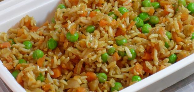 أنواع طبخات الأرز