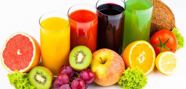 أفضل عصير طبيعي