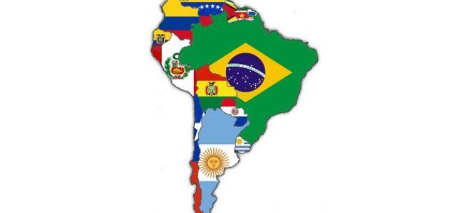دول أمريكا الجنوبية