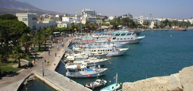 جزيرة في اليونان