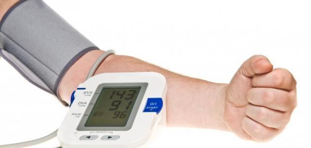 قياس الضغط الطبيعي للإنسان