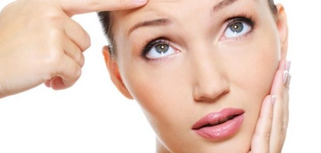 علاج جروح الوجه