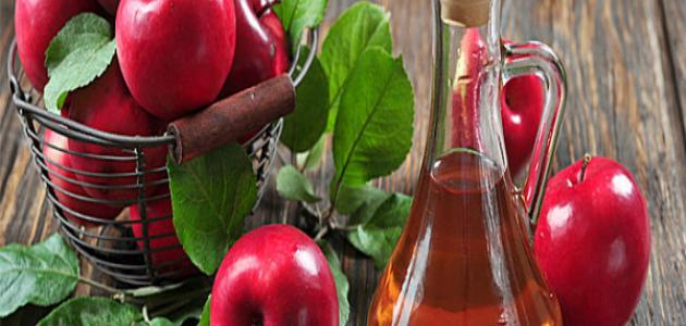 أضرار خل التفاح على الجلد