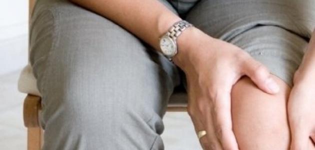 علاج خشونة الركبة بالزيوت