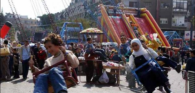 العيد في سوريا