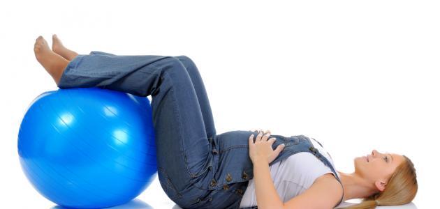 التمارين الرياضية للحامل