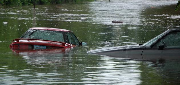 كيف تحدث الفيضانات في قارة آسيا