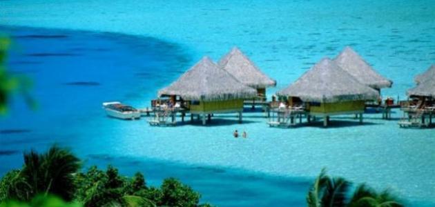 أفضل مكان للسياحة