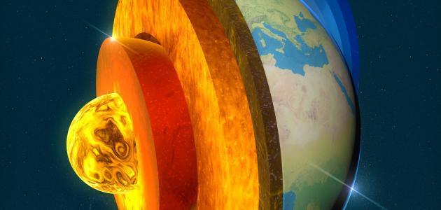 تكوين الأرض