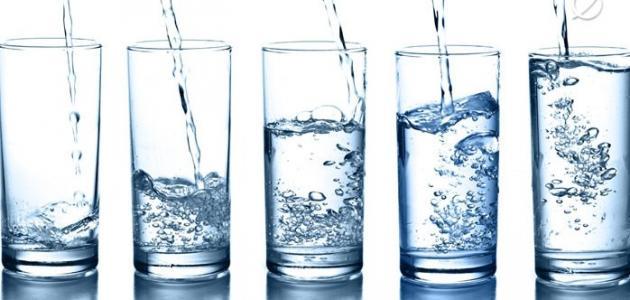 الماء في جسم الإنسان
