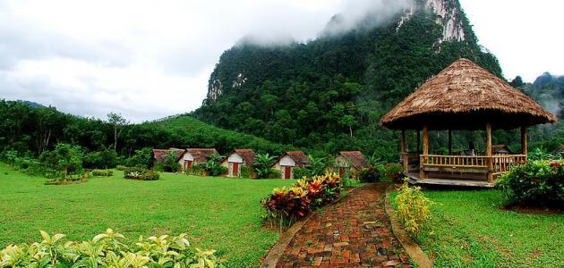 الطبيعة في أندونيسيا