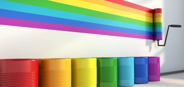بعض الأفكار لتزيين الجدران