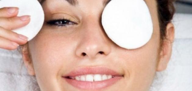 كيفية التخلص من الهالات السوداء تحت العين