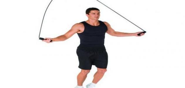 تمارين لياقة بدنية للرجال