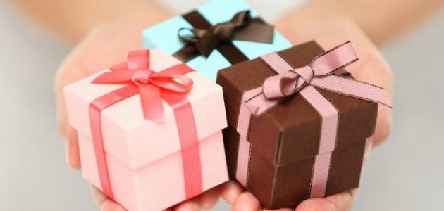 أفضل هدية لصديقتي