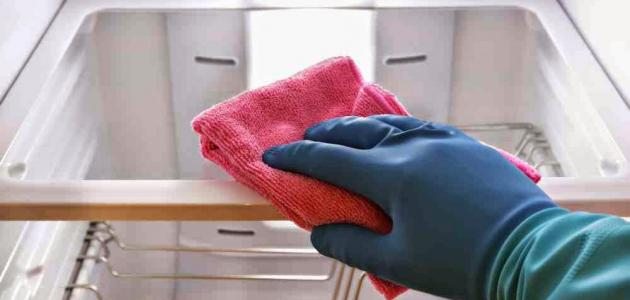 أسهل طريقة لتنظيف المنزل