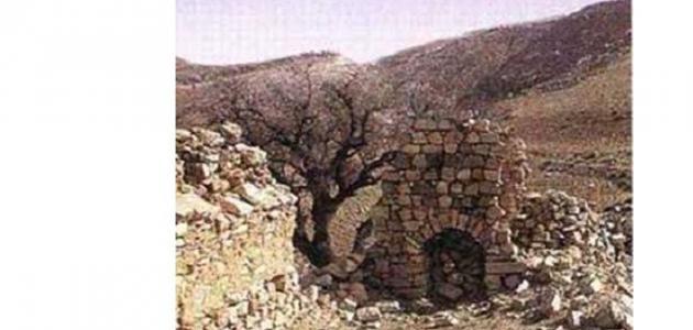 أين يقع قبر النبي سليمان