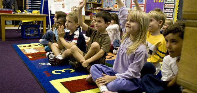 أفكار لعمل وسائل تعليمية لرياض الأطفال