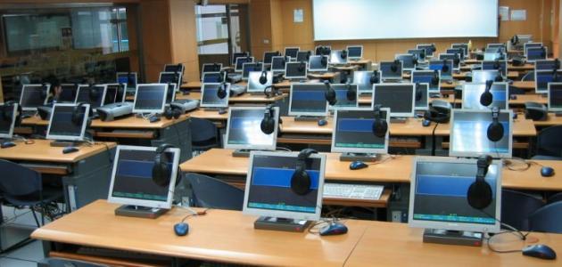 استخدام الحاسوب في التعليم