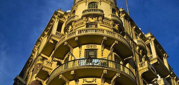 أفضل الأماكن السياحية في القاهرة موضوع