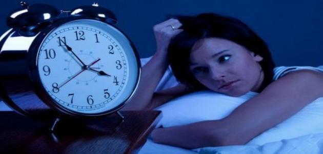 ماهي أسباب قلة النوم