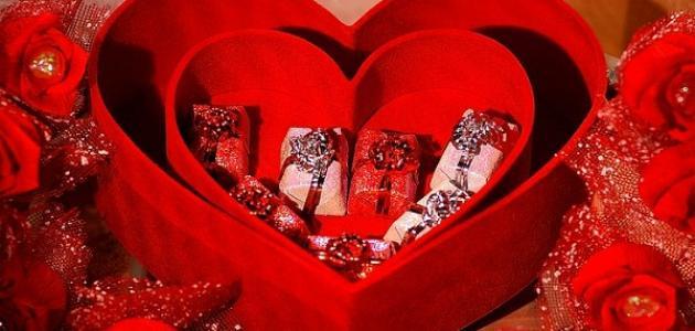 أفضل هدية للحبيبة