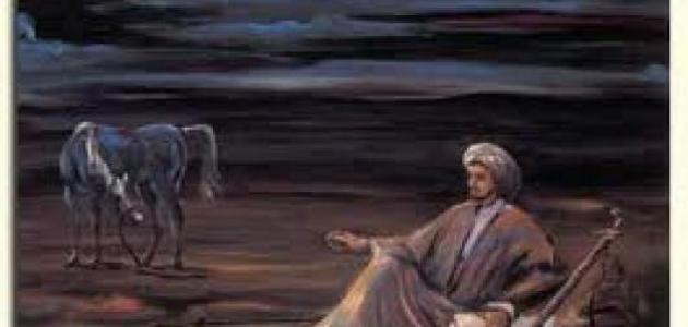 حياة زهير بن أبي سلمى