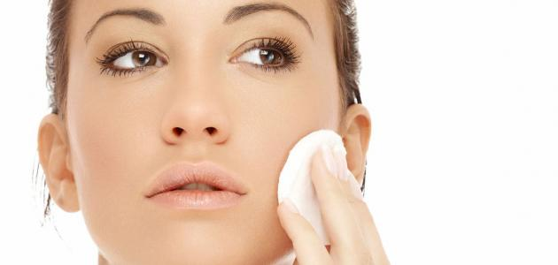 طرق لإزالة حبوب الوجه